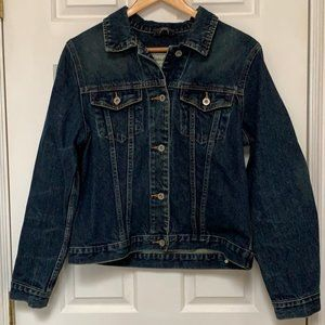 Eddie Bauer Denim Jean Jacket M